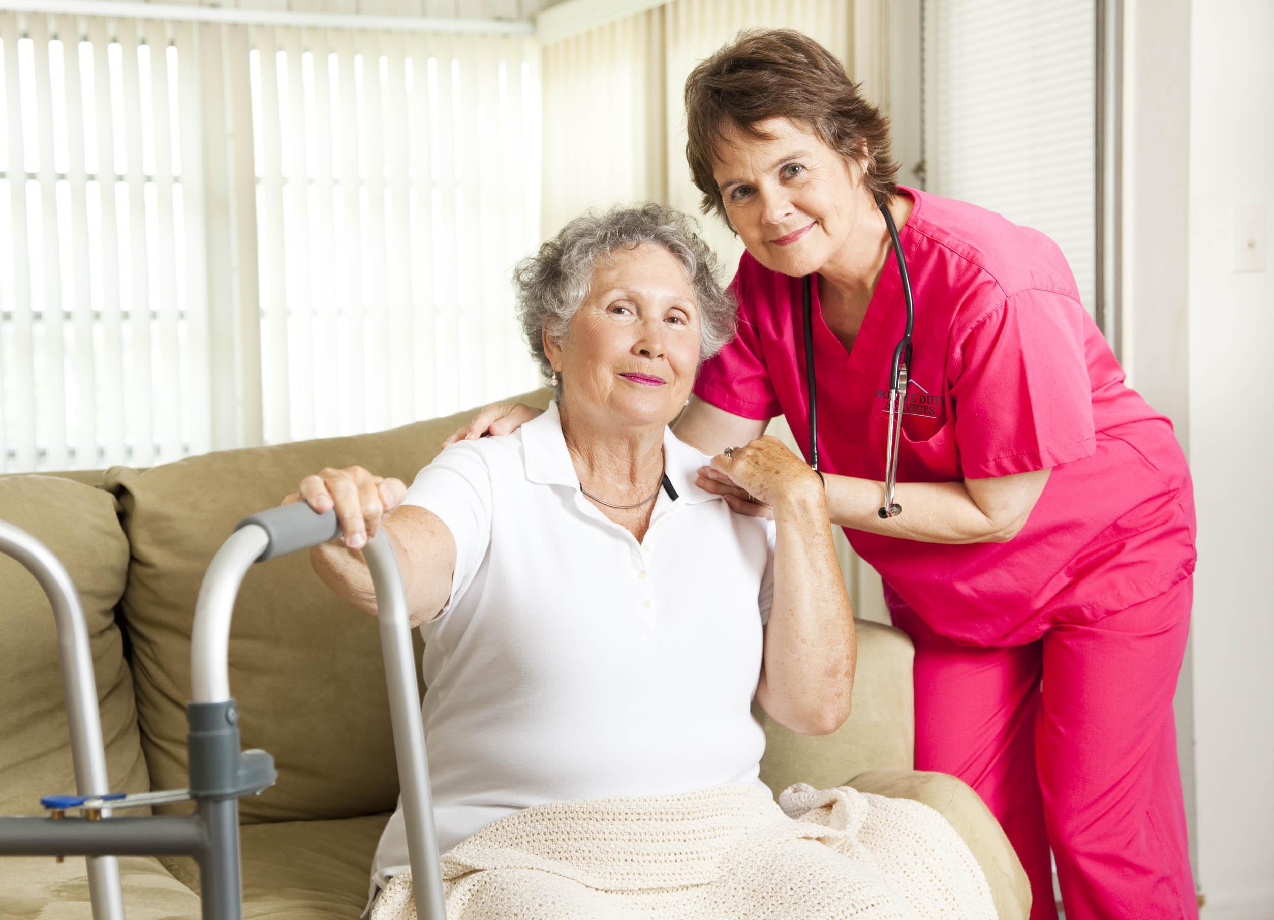 Skilled Nurses & Nursing Assistants